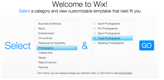 Why Wix Works For Photos
