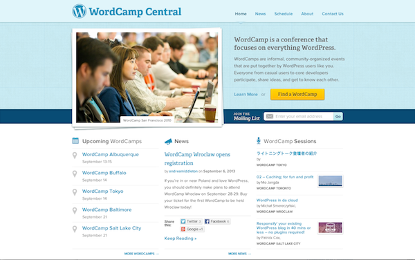 wordcamp, blogsitestudio.com