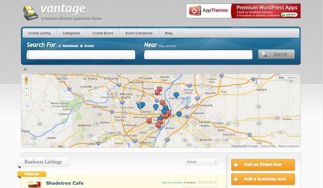 vantage directory, blogsitestudio.com