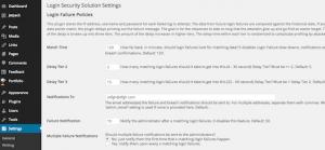 login security solutions plugin