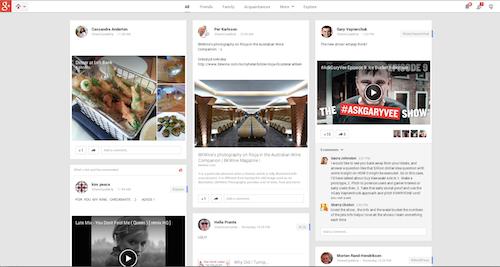 google+ page, blogsitestudio.com