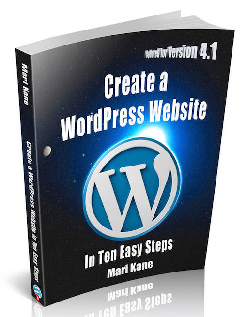 Create a wordpress website update 500