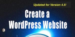 Create WordPress 4.5 top