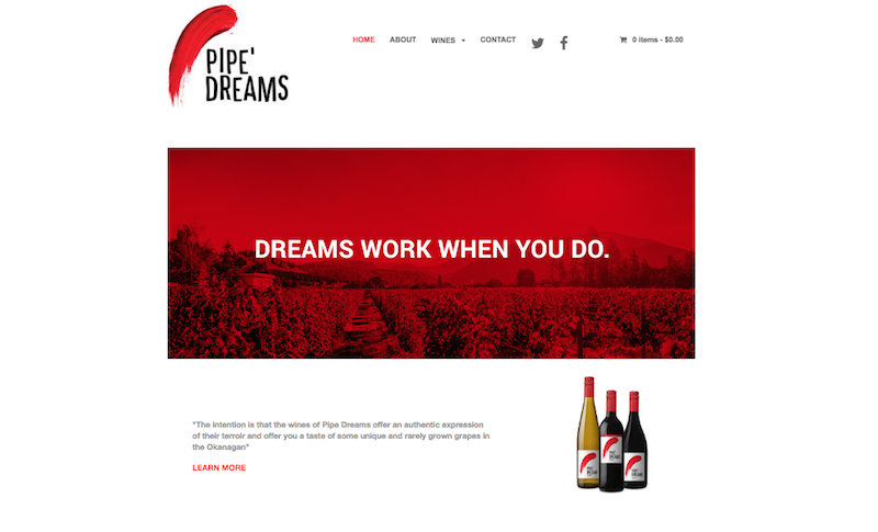 pipe dreams winery