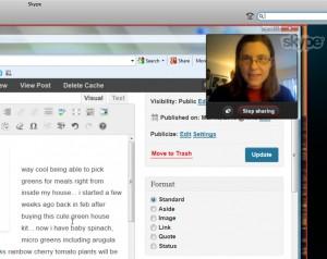 skype, blogsitestudio.com/wordpress-tutorial