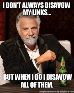 disavow links, blogsitestudio.com/the-chute-to-google-hell