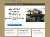 West End Writers Workshop