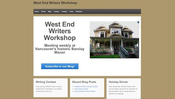 west end writers, blogsitestudio.com