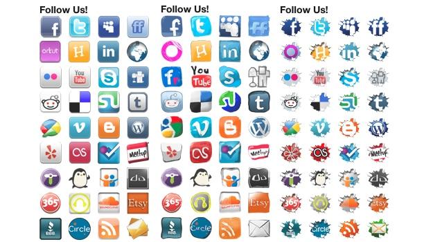 Social Media Widget Malware Alert