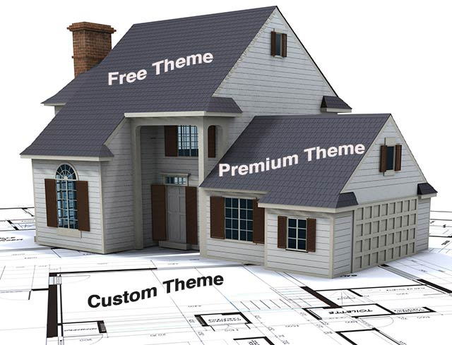 Create a WordPress Website Step 5: Build a Site