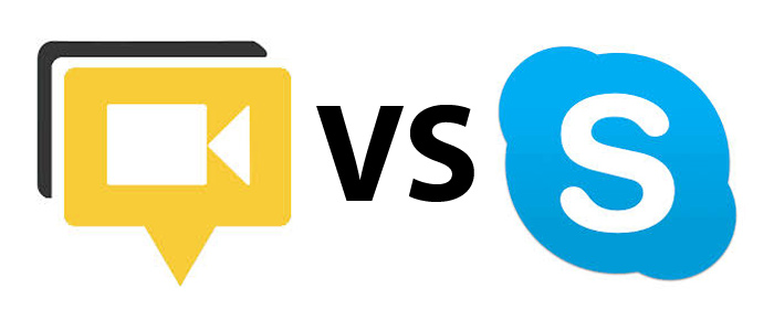Google Hangouts vs Skype: Which is Cooler?
