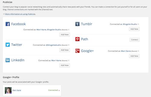 publicize, blogsitestudio.com