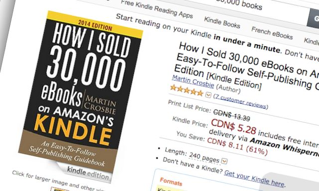 How I sold, https://blogsitestudio.com/martin-crosbies-11-tips-publishing-bestselling-amazon-ebook/