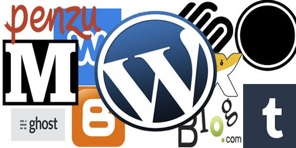 wordpress wix mashup