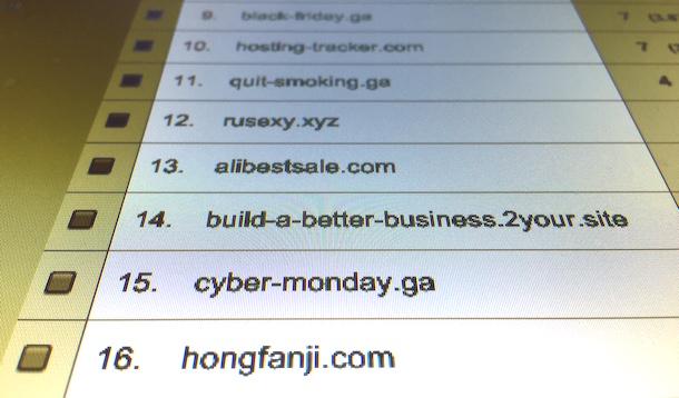 referrer spam