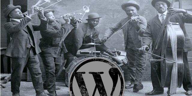 jazz roots of-wordpress