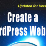 Create a WordPress Website Ebook Updated for Version 4.5