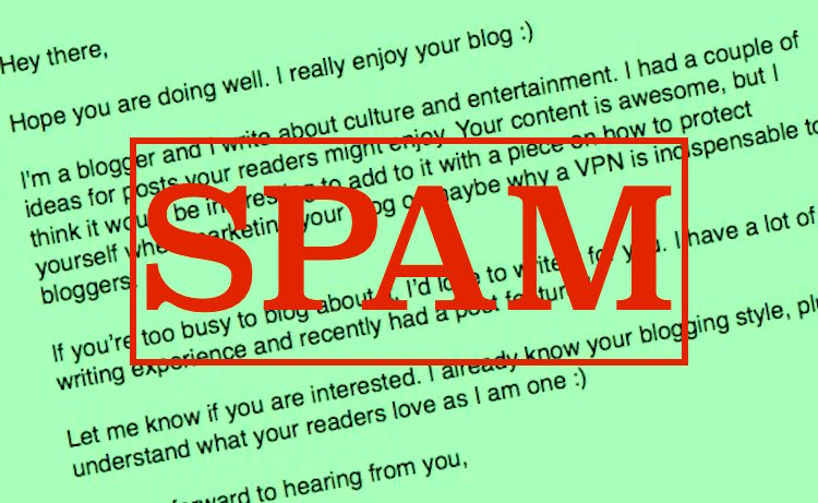 Avoiding Guest Post Spammers is Easier than You Think