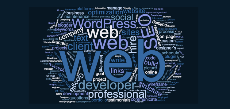 web-design-tag-cloud