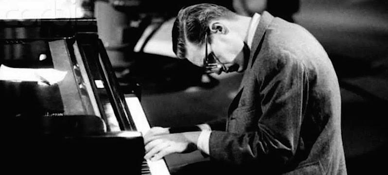 Bill Evans on Piano