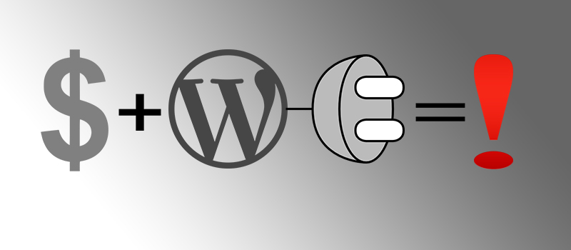 Premium WordPress Plugins Beware