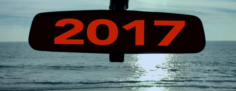 2017 rear view