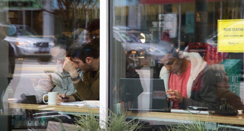 coffee shop blenz