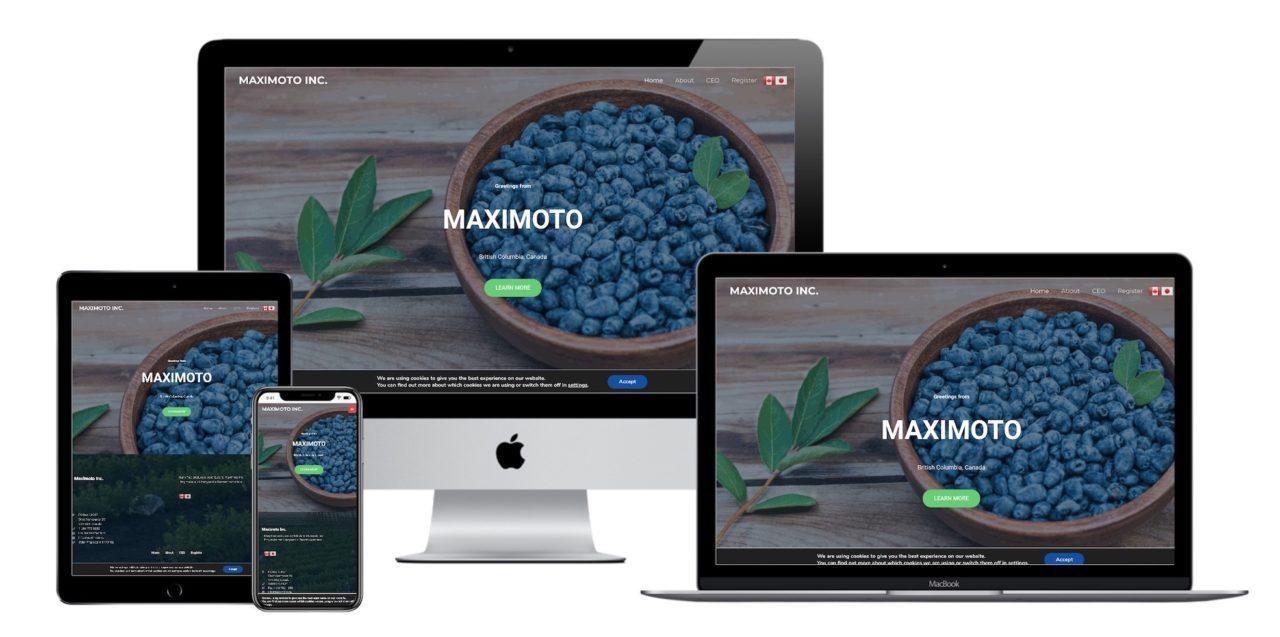 Maximoto devices