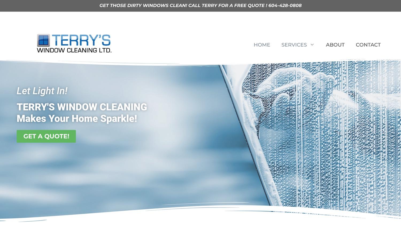 Terrys window cleaning.ca