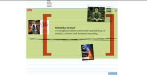 Roberta Staley's old website on .ca
